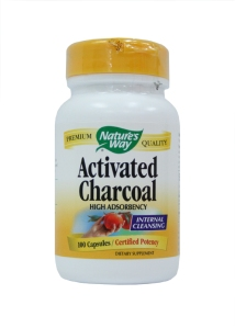 This is the Activated Charcoal we recommend for both acne, enlarged pores and a case for a flooring remodel.