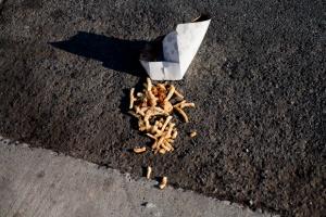 pavement fries