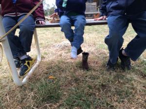 ranch feet