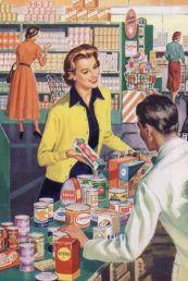 retro grocery